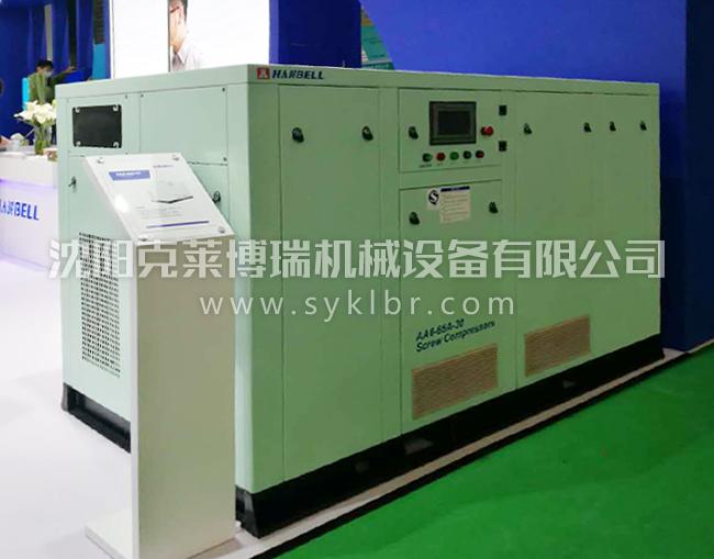D系列双段永磁变频压缩机