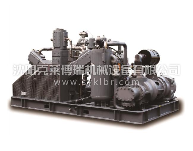 AET系列螺杆无油活塞增压压缩机