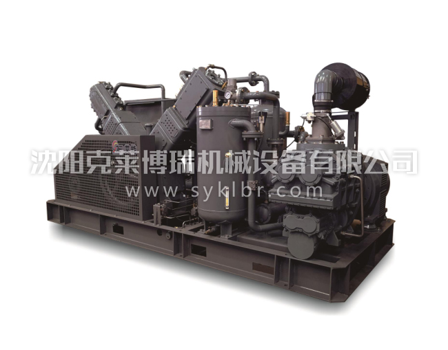 AET-2S系列双级螺杆无油活塞增压压缩机
