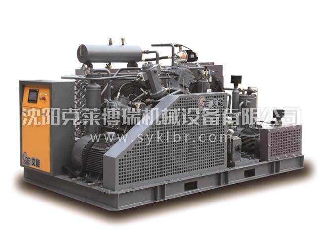 AET系列高压螺杆活塞增压压缩机