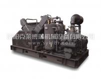 辽阳AET-2S系列双级螺杆无油活塞增压压缩机