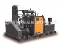 AETZ系列螺杆无油活塞增压压缩机