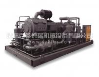 AETM系列绝压无油中高压压缩机